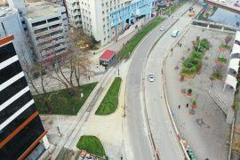 Acılık-Çevreyolu bağlantısı araç trafiğine açıldı