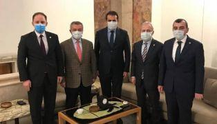 Başkan Posbıyık, milletvekillerine Alemdar için teşekkür etti