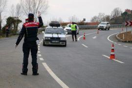 Jandarma 74 devriye 224 personelle uygulama yaptı