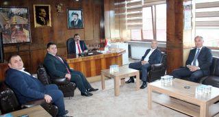 Ertan Kaya, GMİS Genel Sekreterliği görevine başladı