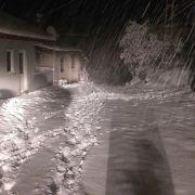 Zonguldak'ta 173 köy yolu ulaşıma kapandı