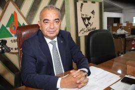 """Başkan Bozkurt, """"Şehit madencileriz kalbimizde yatıyor"""""""