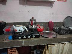 Köy kahvesine ceza yağdı