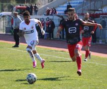 TFF 2. Lig: Zonguldak Kömürspor: 1 – Kahramanmaraşspor: 1