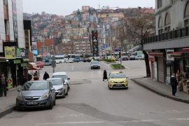 Zonguldak evde kaldı