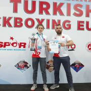 Uluslararası Türkiye Açık Kick Boks Avrupa Kupası'nda Zonguldaklı sporcu şampiyon oldu