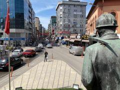 En çok vaka düşüşü yaşanan Zonguldak'ta denetimler sürüyor