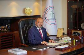 Rektör Çufalı'dan Ramazan Bayramı mesajı