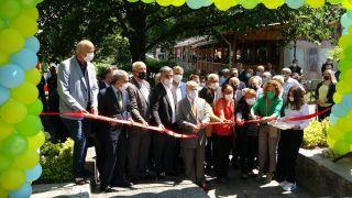 Aynı anda 500 kişiye hizmet verilebilecek Halk Kafe açıldı