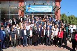AK Partililer dayanışma kahvaltısında bir araya geldi