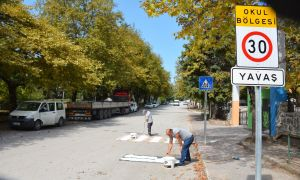 Ereğli'de okul önü trafiği yeniden düzenleniyor