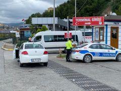 Hız limitini aşanlara trafik cezası