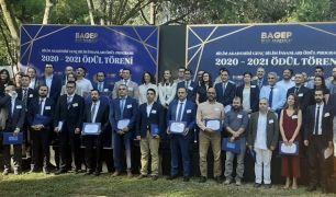 Öğretim Üyesi Doç. Dr. Nilüfer Didiş Körhasan BAGEP Ödülünü Törenle Aldı