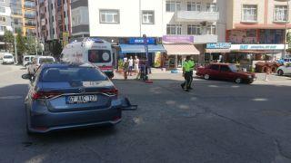 Trafik kazası: 1'i çocuk 2 yaralı