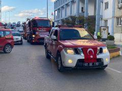Zonguldak'ta itfaiye Haftası kutlandı