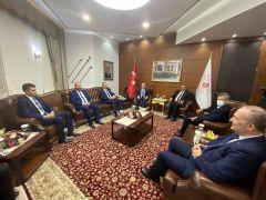 Bakan Yardımcısı Özçelik Zonguldak'ta