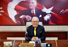 Başkan Posbıyık Cumhuriyet Bayramı'nı kutladı