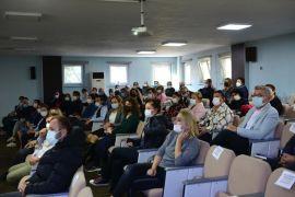 ZBEÜ'de sıfır atık bilgilendirme toplantısı yapıldı